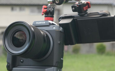 FUJIFILM GFX100 Firmware Update Enables External ProRes RAW Recording