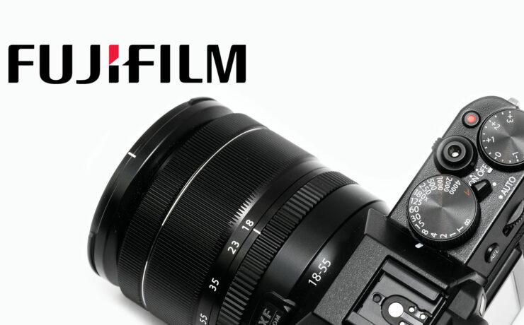 FUJIFILM Firmware Updates for XC/XF Lenses