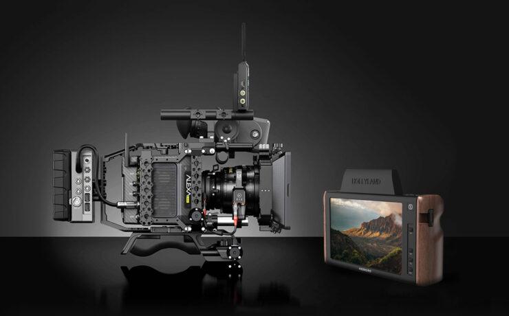 "Hollyland Cosmo M7 7"" High-Brightness Wireless Monitor Introduced"