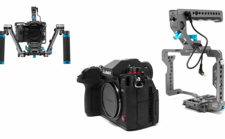 Kondor Blue Panasonic Lumix S1H Cage Announced