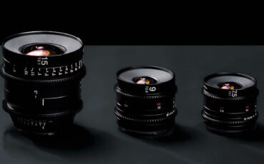 Laowa 7.5mm T2.1, 9mm T2.9 Zero-D and 15mm T2.1 Zero-D Cine Lenses Introduced