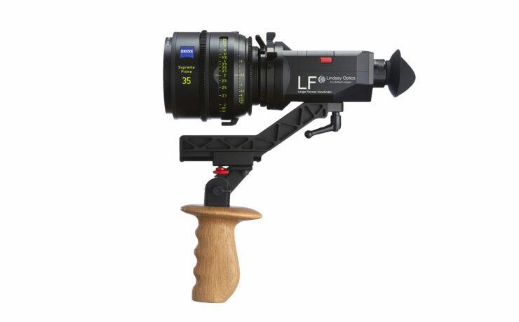 Lindsey Optics Large Format Director's Viewfinder - Interview with Dwight Lindsey