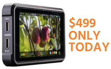 Atomos Ninja V Special Offer - Only Today for $499 ($196 Discount)