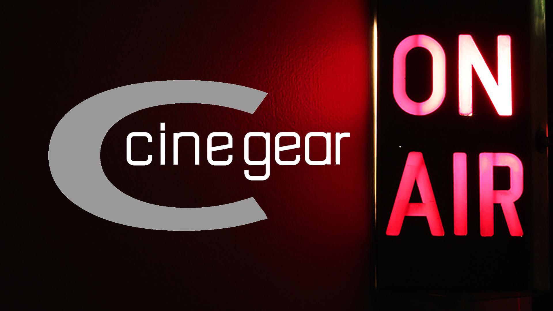 CineGear ON AIR: Charlas de ferias comerciales, ahora por Zoom