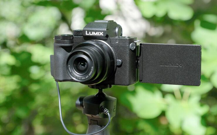 Panasonic LUMIX G100 - First Look at the New Vloggers Camera