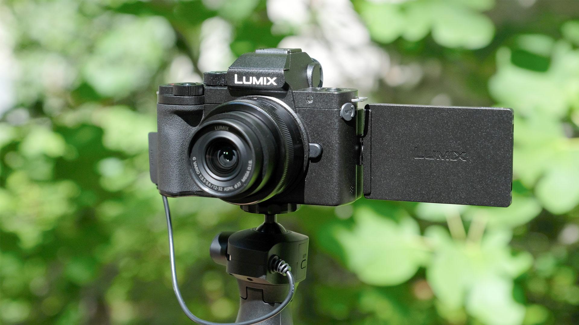 パナソニックが海外でLUMIX G100を発表