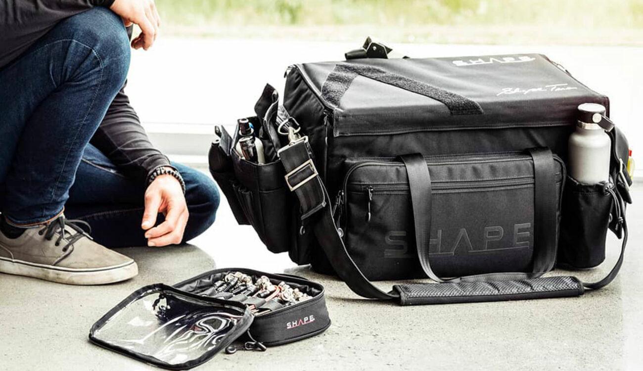 SHAPE SBAG Introduced - A Versatile Camera Assistant Bag