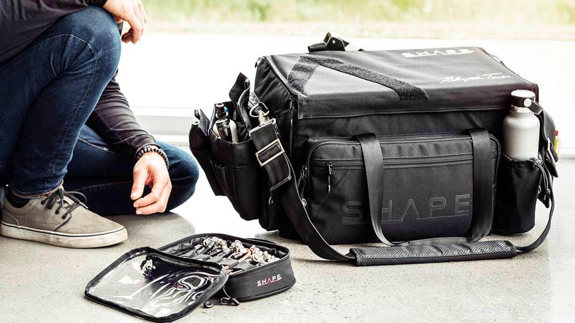 Presentaron SHAPE SBAG – Un versátil bolso de asistente de cámara