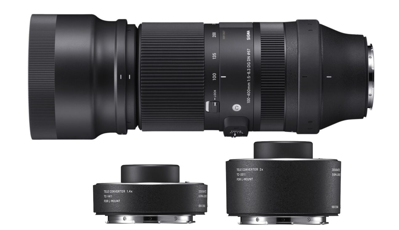 SIGMA 100-400mm f/5-6.3 Lens for L-Mount and E-Mount Introduced