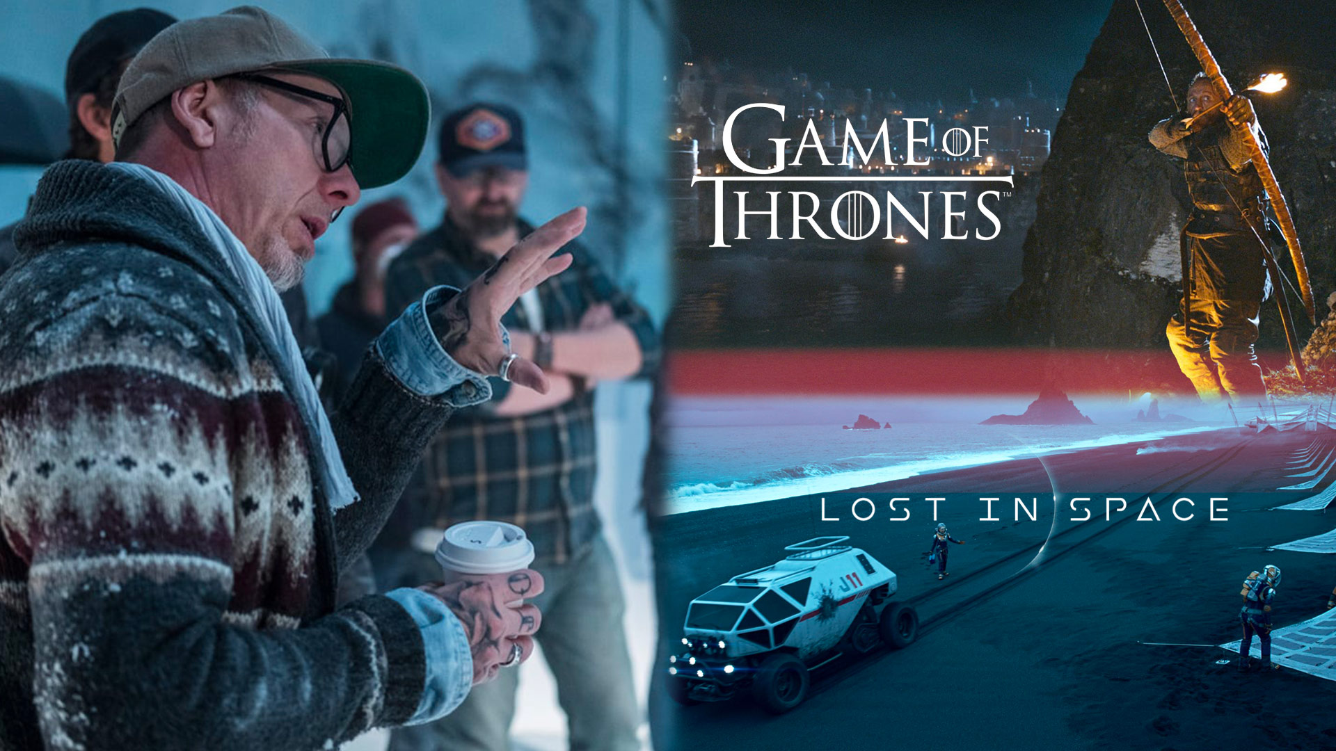 Entrevista con Sam McCurdy BSC, parte 1- Director de Fotografía de Game of Thrones y Lost in Space