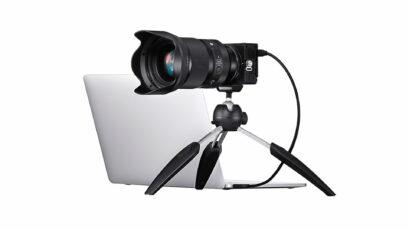 SIGMA fp Camera - Webcam Mode for Live Streaming