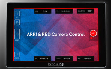SmallHD Cine 7 Bundles – Add RED and/or ARRI Control for Free