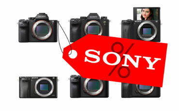 Sony Alpha Mirrorless Cameras Discounts - Save Up To $500.00