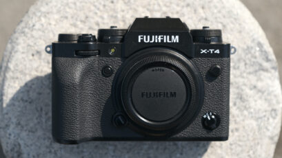 FUJIFILM X-T4 Firmware Update Released - Brings Improvement of IBIS Function in Movie Mode