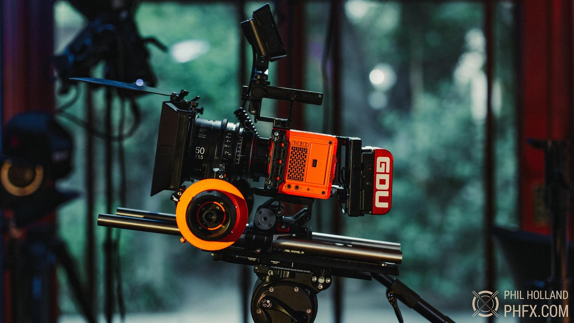 Actualización de la cámara RED Komodo - Las primeras cámaras enviadas, accesorios y muestras de video