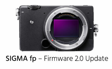 SIGMA fp Firmware 2.0 Released - External ProRes RAW and BRAW Recording, Dual ISO and More