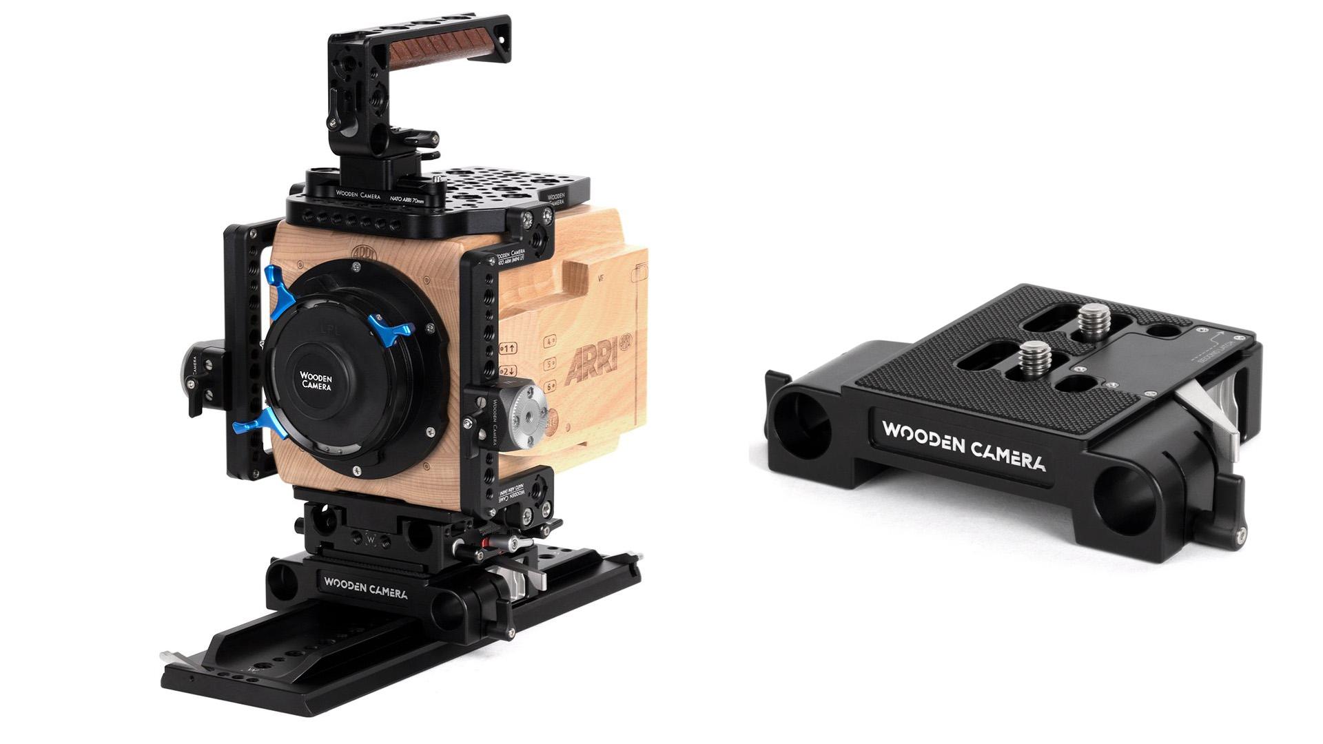 Wooden Cameraがクイックリリースブリッジプレートを発売