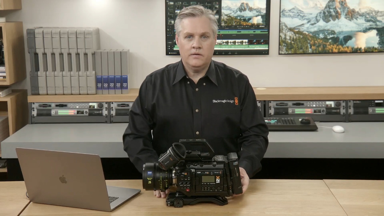 Blackmagic Ursa Mini Pro 12k Announced Super35 Up To 12k 60fps In Braw Cined