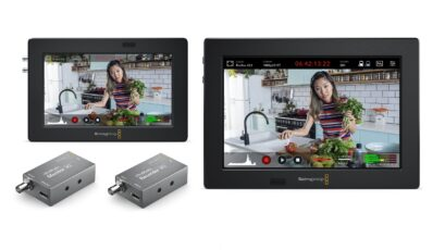 Blackmagic Design Video Assist 3G and UltraStudio 3G Announced