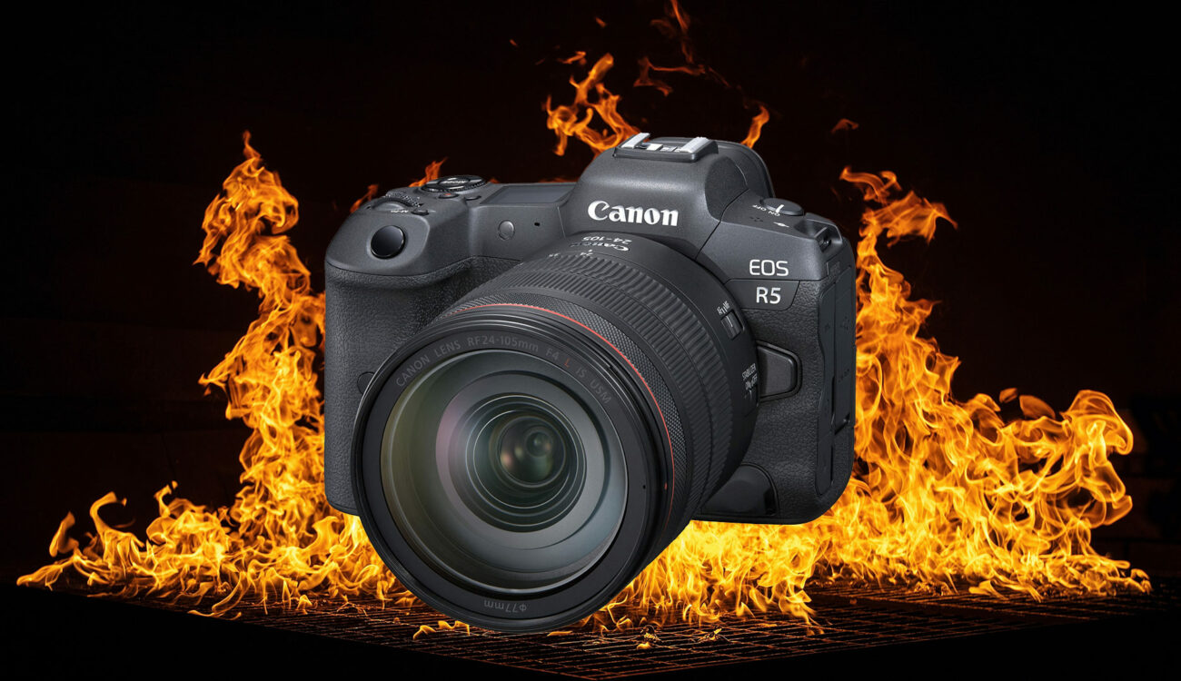 Canon EOS R5 and R6 Overheating During Video Recording - Official Statement