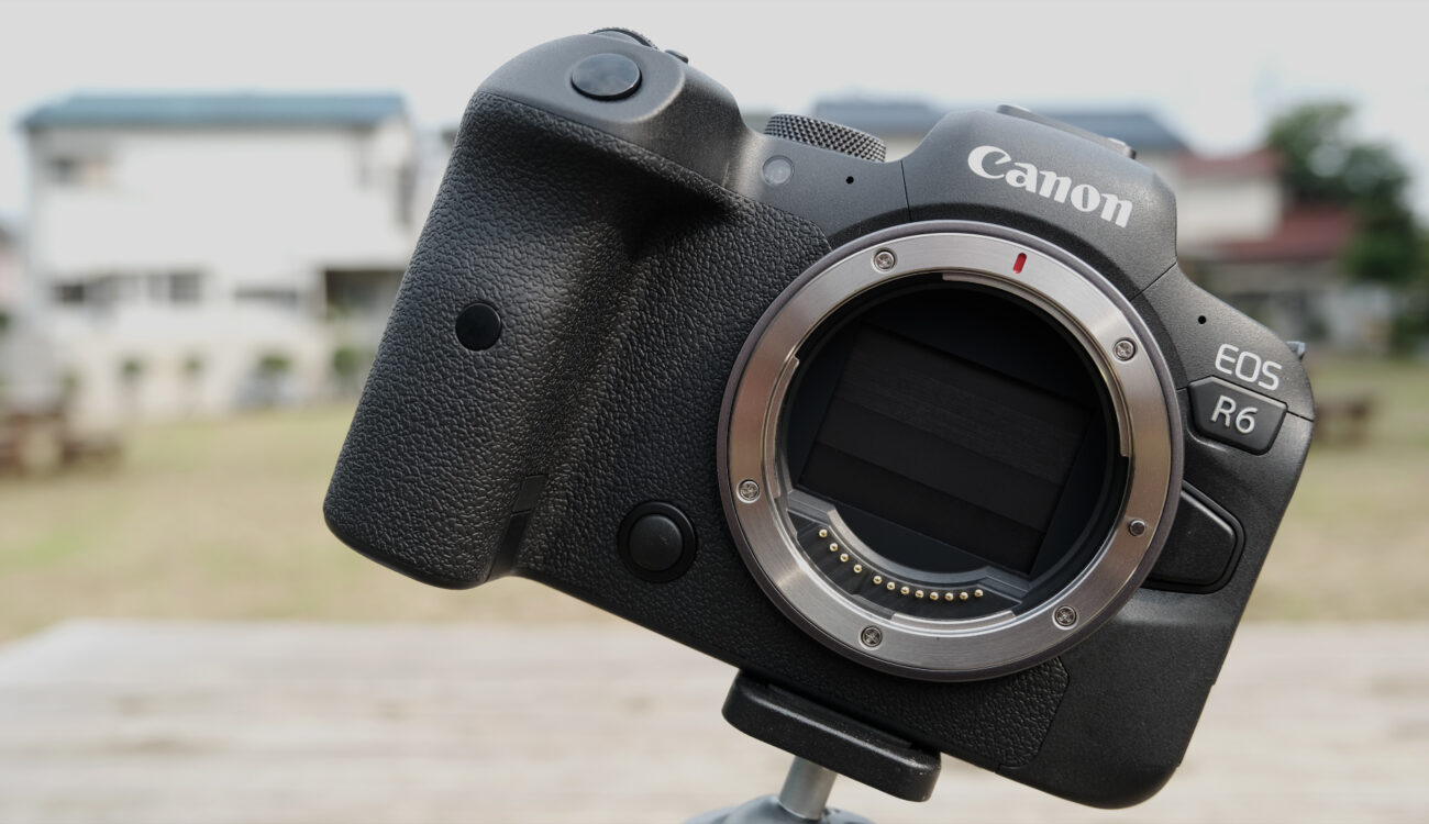 FilmConvert Profile for Canon EOS R6 Released