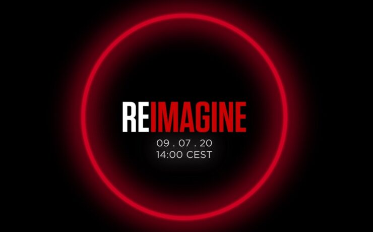 Canon Live Event REIMAGINE - New Imaging Products Coming Today at 14:00 CEST