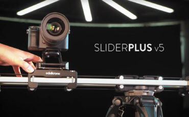 Edelkrone SliderPLUS V5 and Slide Module V3 Introduced