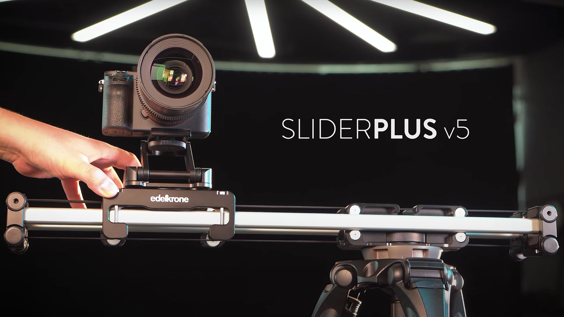 Edelkrone presentó el SliderPLUS V5 y el Slide Module V3