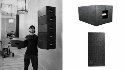 Foam Box - An Alternative to Apple Boxes on Sets