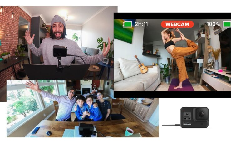 GoPro HERO8 Black - USB Webcam Functionality for macOS