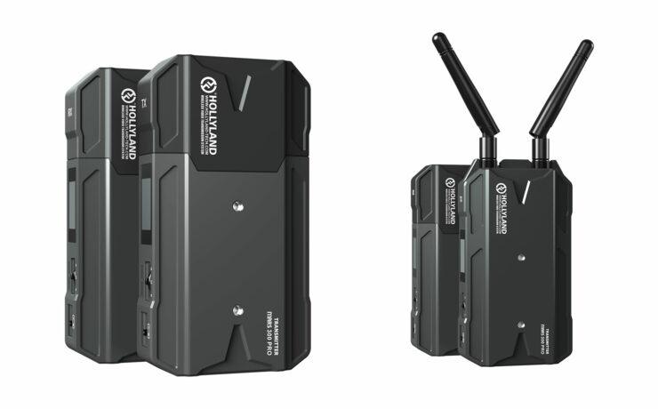 Hollyland MARS 300 PRO Wireless Video Transmitter Announced