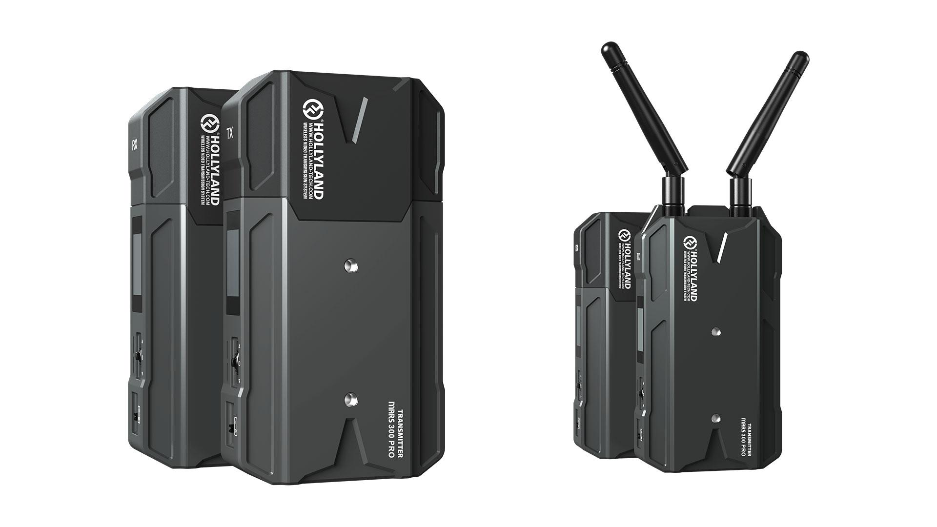 HollylandがMARS 300 PROワイヤレスビデオトランスミッターを発表