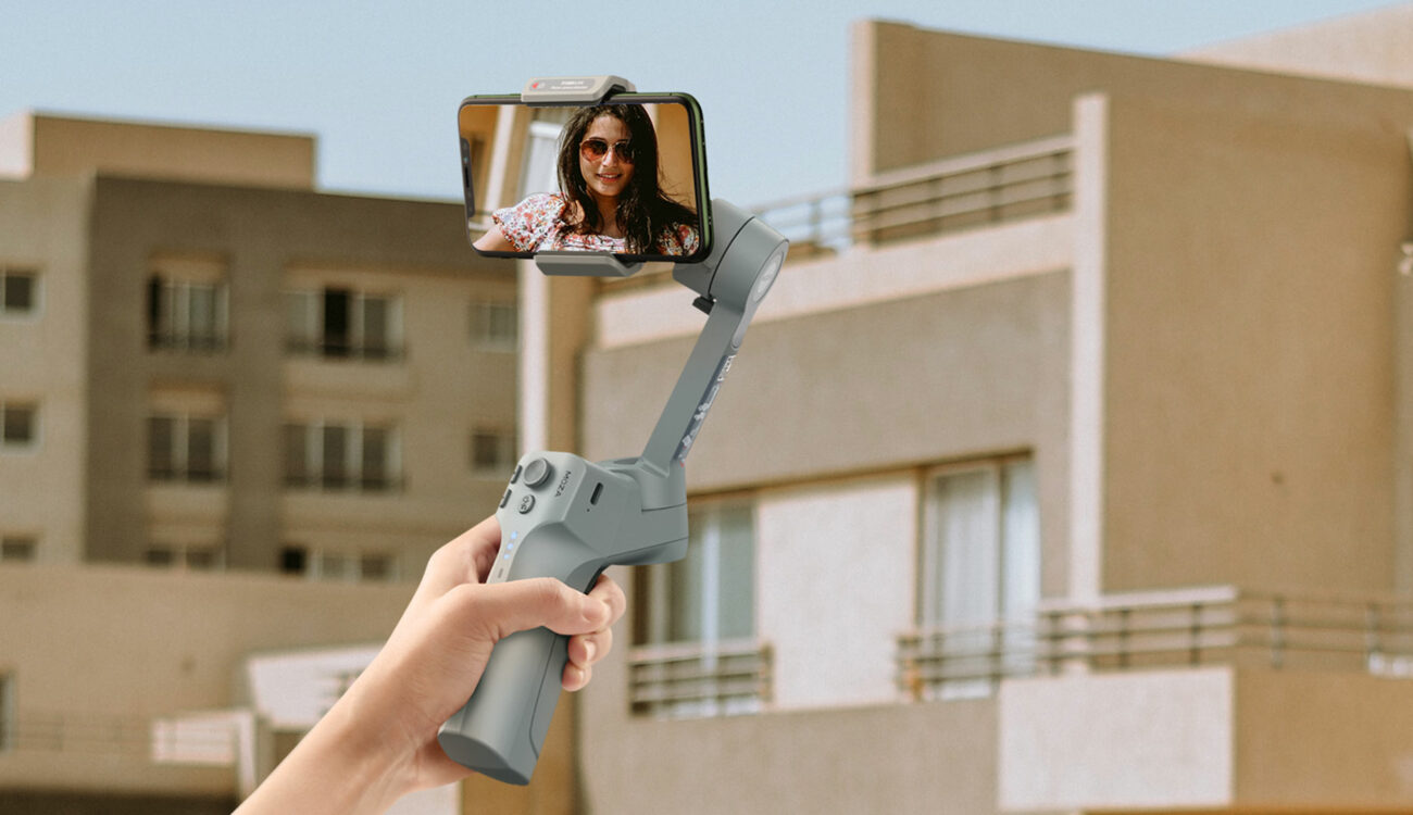 MOZA Mini MX Affordable Smartphone Gimbal Released