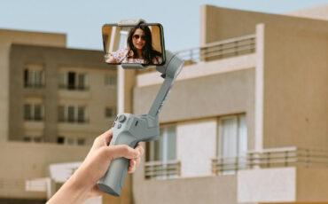 MOZA Mini MX Affordable Smartphone Gimbal Released