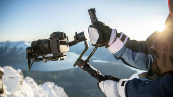 Manfrotto Gimbal Collection and GimBoom Announced