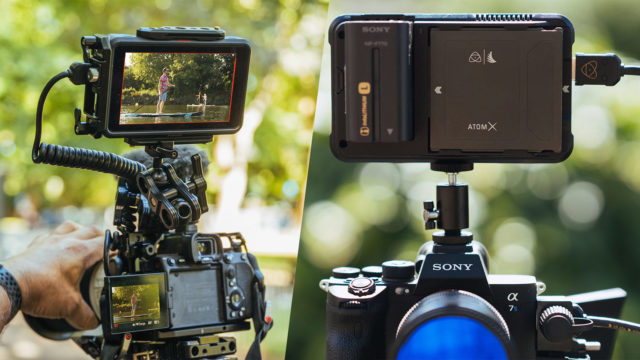 Atomos Ninja V Will Record 4K60p 12-Bit ProRes RAW over HDMI from Sony a7S III