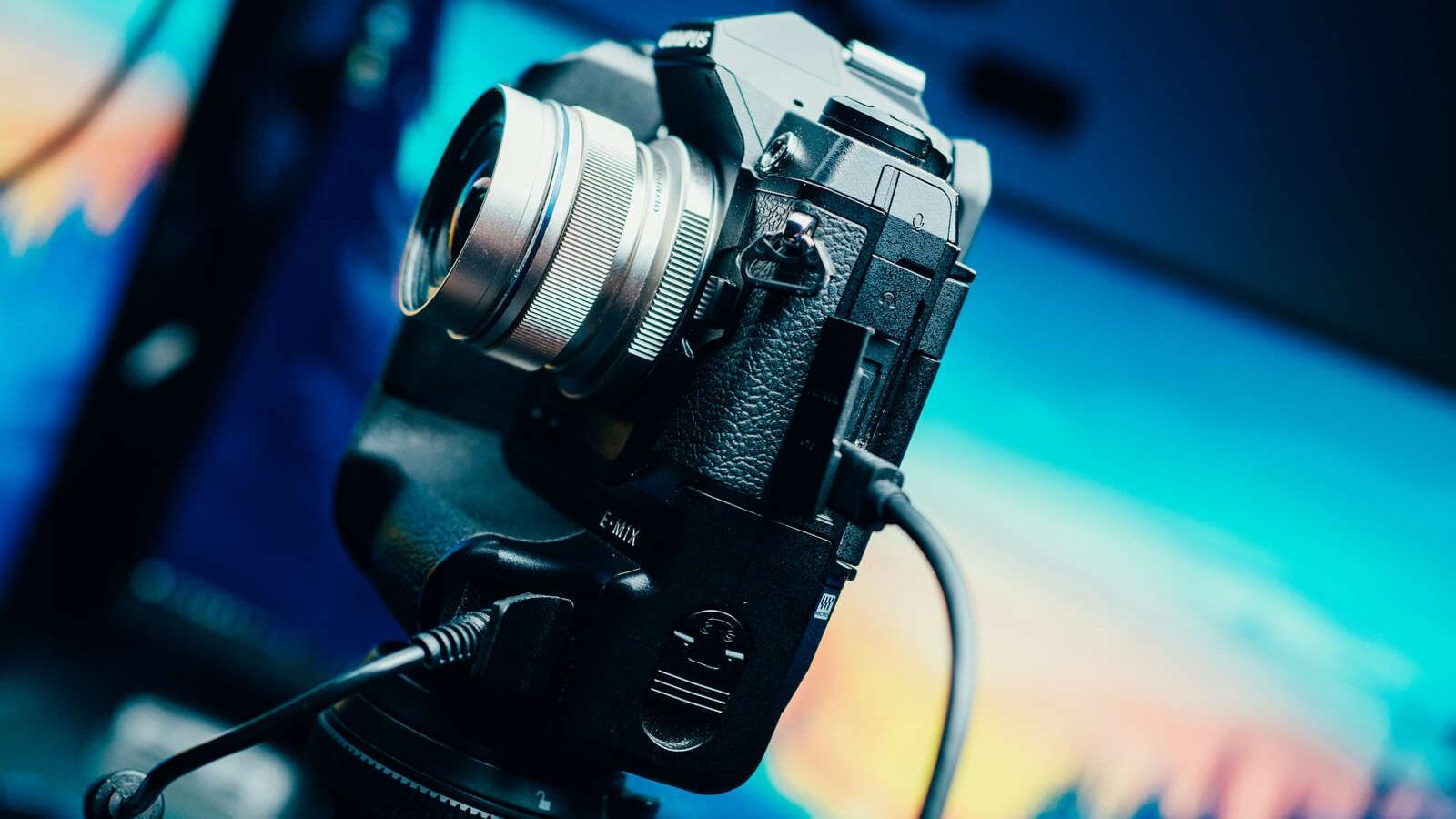 オリンパスがOM-D Webcamのベータ版をリリース