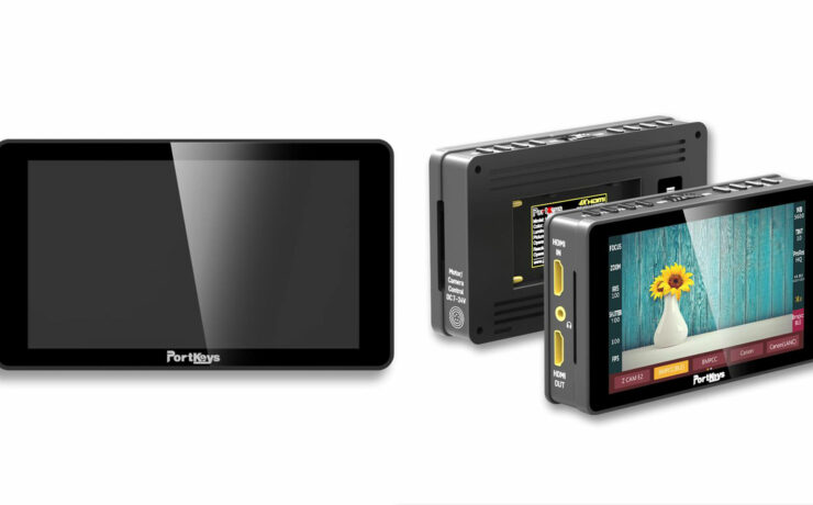 """PortKeys LH5H Released - Affordable 5"""" Monitor That Can Control Your Camera"""