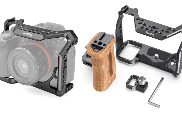 SmallRig Sony a7S III Cage Packages