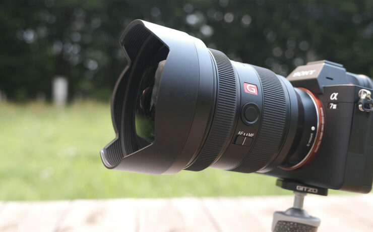 Sony FE 12-24mm f/2.8 G Master Lens Announced - First Look and Sample Footage