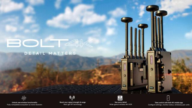 Teradek Bolt 4K - Details and Differences (Credits: Teradek, LLC)