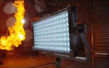 Creamsource Vortex8 - 2x1' RGBW Waterproof Light Fixture Announced