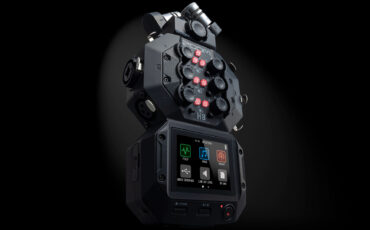 ZOOM H8 Announced – Multi-Purpose Audio Recorder