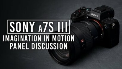 Sony a7S III - Panel Discussion Hosted by B&H