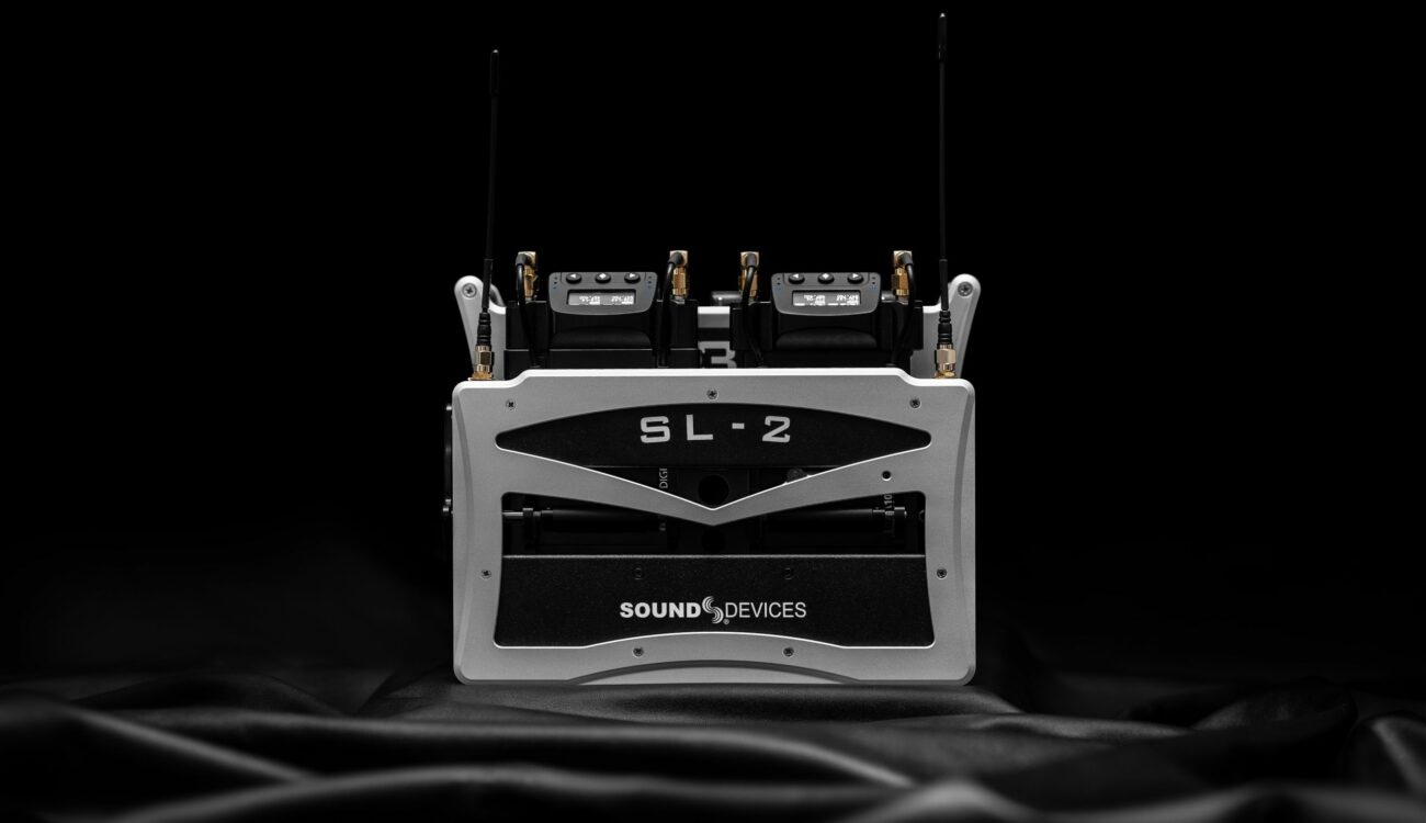 Sound Devices SL-2 Wireless Module and Firmware Update v6.00 for 8-Series Released