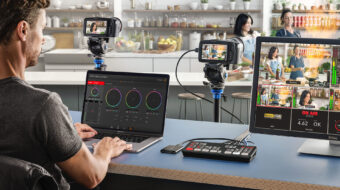 Un vistazo al ATEM Mini Pro ISO y ATEM Stream Bridge de Blackmagic Design