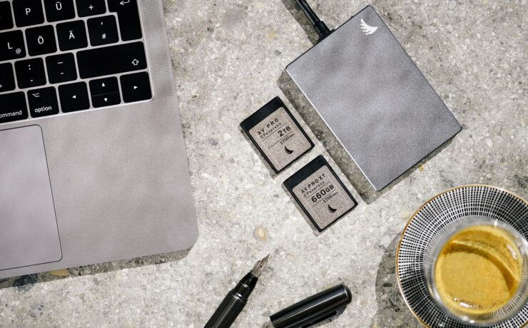 Angelbird AV PRO CFexpress Cards Released – Up To 2TB Capacity and Sustained Write Speed of 1GB/s