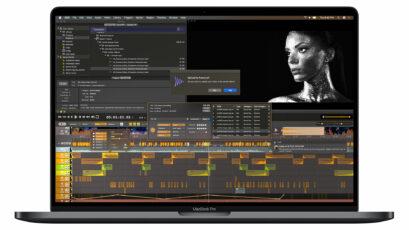 Audio Design Desk  v1.3でFrame.ioと統合
