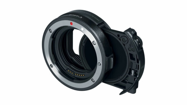 Breakthrough Photography Filters for Canon EF-EOS R Adapter Introduced