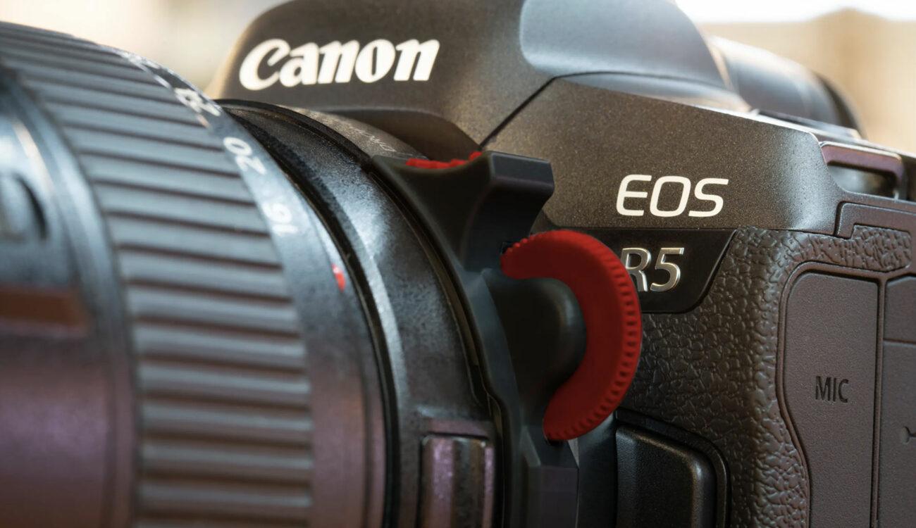 Breakthrough PhotographyがキヤノンEF-EOS Rアダプターを発表